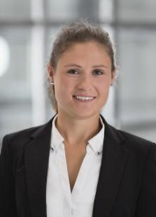 Carolin Kolk - Division Manager