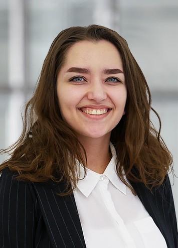 Hala Morouj - Recruiting Assistant