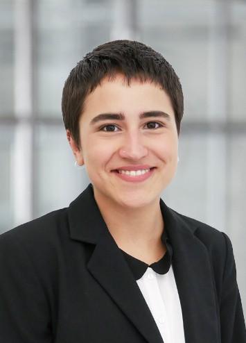Johanna Schorries - Recruiting Assistant