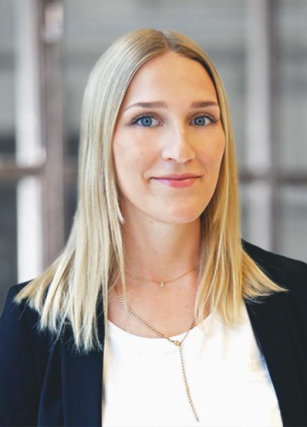 Luisa Kraft - Recruiting Assistant